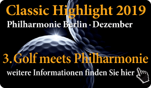 Golf meets Philharmonie